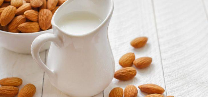 Sữa hạnh nhân mua ở đâu TPHCM?